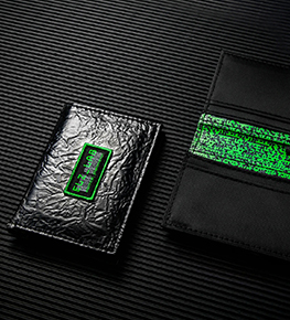 часы  BLACK CARD HOLDER фото 2