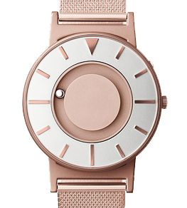 часы  Bradley Mesh <br>Rose Gold  фото 2
