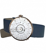 Klokers KLOK-08 Rosegold Blue фото 1