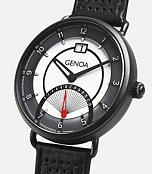 Plan Watches Genoa Nero фото 1
