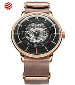 Fiyta 3D-TIME SKELETON Rosegold Brown фото 1