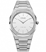 D1 Milano ULTRA THIN LADIES SILVER/EGGSHELL UTBL01 фото 1